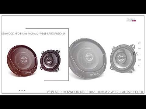 Auto Lautsprecher die besten im Vergleich – Test & Vergleich Auto Lautsprecher Bestseller