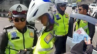 Polisi Gadungan Tertangkap Basah Lakukan Pungli, Begini Ciri-ciri Polisi Asli saat Razia