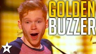 Chase Get Guest DJ Khaled's GOLDEN BUZZER On America's Got Talent