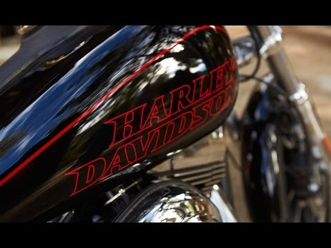 Harley - Davidson : Dyna Low Rider is back promotional video 2014