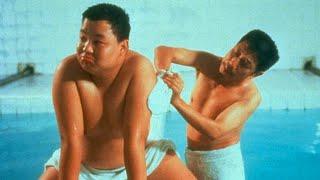 当了一辈子搓澡师,生前却没来得及享受一回,国产电影《洗澡》