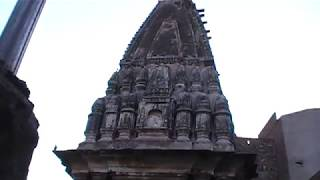 Old Hindu Temple inside of Lohari Gate Lahore Punjab Pakistan