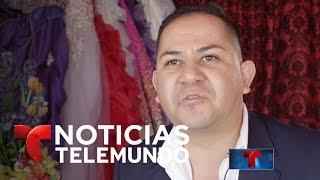 Diego Medel, un diseñador mexicano que extiende la mano a su gente | Noticiero | Noticias Telemundo