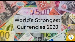 Jordanian Dinar | Kuwaiti Dinar | Top 5 Currency of 2020 | Top 5 Currency Of 2023