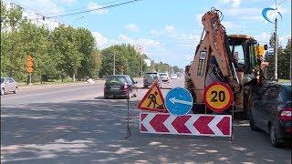 Общественники проинспектировали ремонт дорог Великого Новгорода