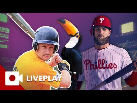 Neuvěříte, co Tukan všechno ví o herním baseballu - LIVEPLAY