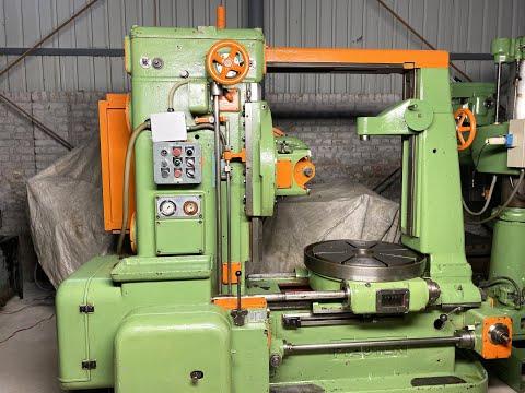 Pfauter RS2 Gear Hobbing Machine