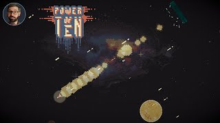 Youtube thumbnail for Power of Ten | Live saving space mining | Early Access