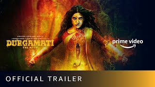 Durgamati The Myth - Official Trailer | Bhumi Pednekar, Arshad Warsi, Karan Kapadia | Dec 11  IMAGES, GIF, ANIMATED GIF, WALLPAPER, STICKER FOR WHATSAPP & FACEBOOK