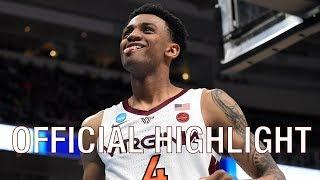 Nickeil Alexander-Walker Official Highlights | Virginia Tech Guard