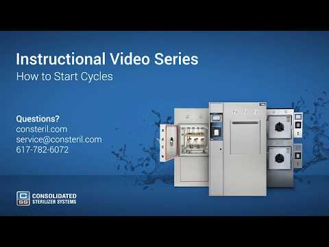 How to Start Autoclave Cycles: Gravity, Liquids, Vacuum, Bowie Dick