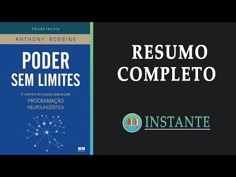 PODER SEM LIMITES - Tony Robbins - Resumo Completo Audiobook