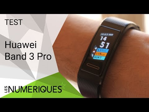 Huawei Smartband 2 PRO PMOLED Screen Bluetooth 4.2 Android 4.4 and iOS 8.0