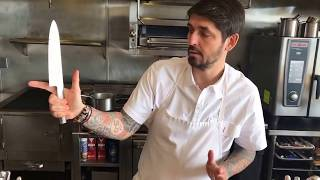 LIVE Knife Skills Class with Chef Ludo Lefebvre