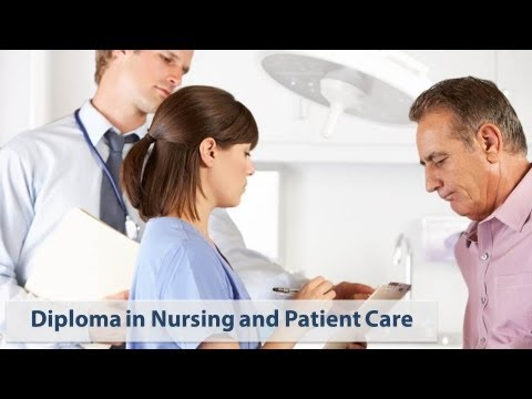 Diploma in Nursing and Patient Care- Alison Free Online Course ...