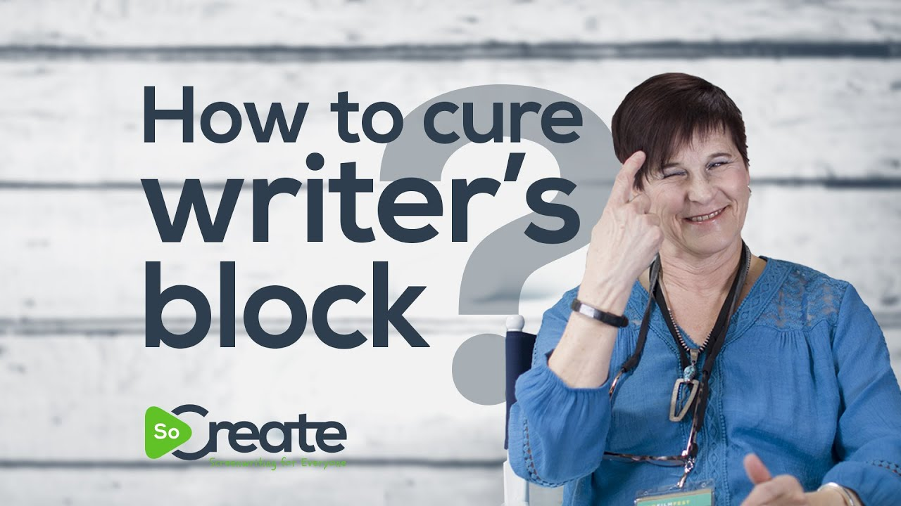 Why Screenwriter Dale Griffiths Stamos Doesn't Get Writer's Block