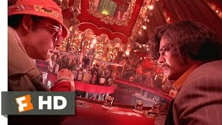 "Fear and Loathing in Las Vegas (5/10) Movie CLIP - Getting ""The Fear"" (1998) HD"
