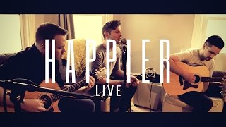 Happier (Ed Sheeran) LIVE Acoustic   Rise And Run