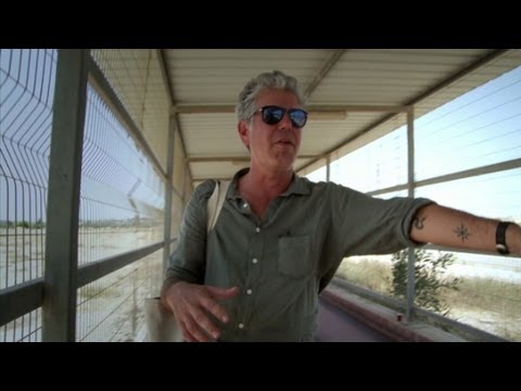 Israel: Anthony Bourdain goes where Jesus walked (Parts Unknown, Jersusalem)