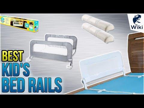 10 Best Kid's Bed Rails 2018
