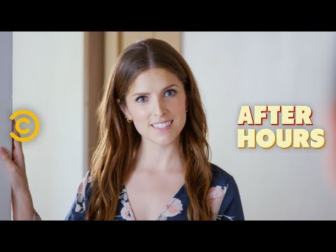 Anna Kendrick's Sketchy House Party