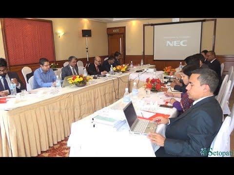 नेपाल–भारत जल यातायात सञ्चालनबारे छलफल सुरु