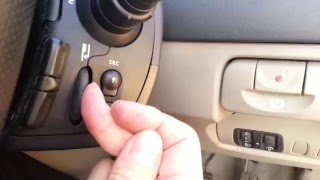 How To Enter A Radio Code On A Renault Megane Or Scenic II