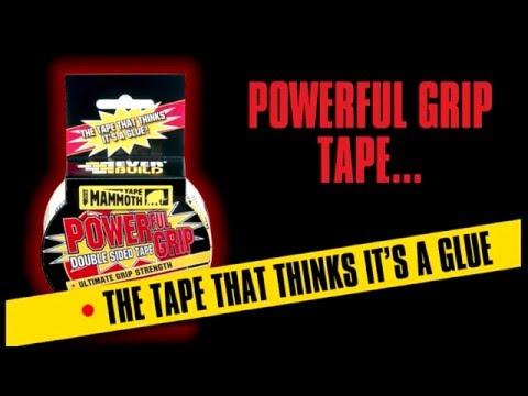 Mammoth Powerful Grip Tape