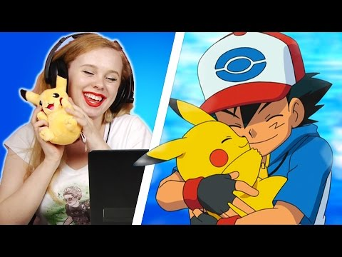Irish People Watch Pokemon For The First Time