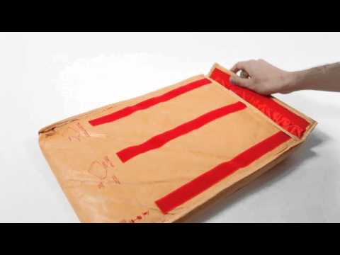 Youtube-Video to the Undercover Laptop Sleeve by Luckies