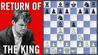 Return of the King - Carlsen vs Potkin | European Club Cup 2018