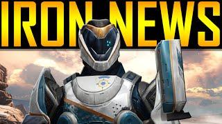 Destiny - RISE OF IRON NEWS!