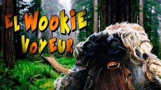 EL WOOKIE VOYEUR - Kevin Hay Un Wookie (Parodia MICHAEL JACKSON - Smooth Criminal