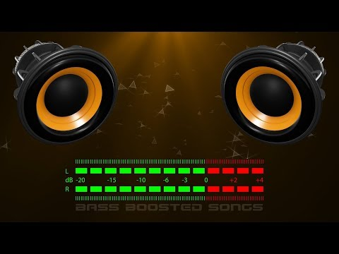 Lil Jon, Tyga - Bend Ova (Bass Boosted)