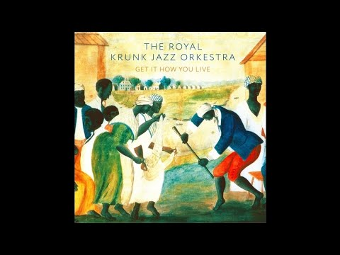 The Royal Krunk Jazz Orkestra