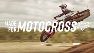 FOX RACING | MADE FOR SINCE '74 | RICKY CARMICHAEL, RYAN DUNGEY, KEN ROCZEN, CHAD REED - Video Youtube