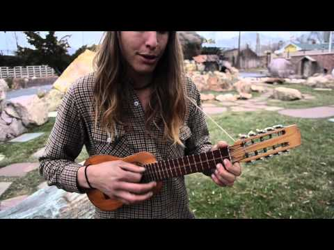"James Miska of BRAMBLE - ""Granite Bones"""