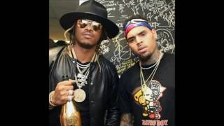 Chris Brown Feat Future - U Did It Slowed Down