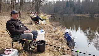 Рыбалка на реке костинка в костино
