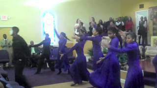 """New Oil Mime & New Oil Y.A Ministering To: """"You Are Everything By Tye Tribbett"""