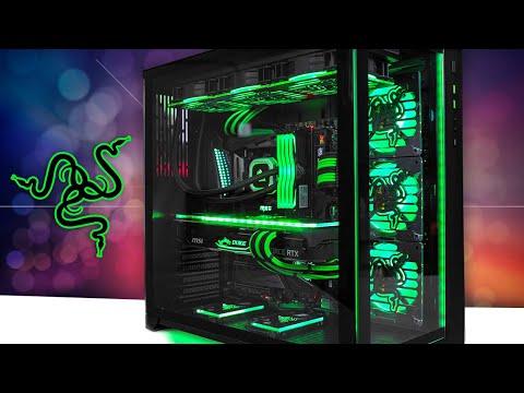The Razer Gaming PC - Montage Build