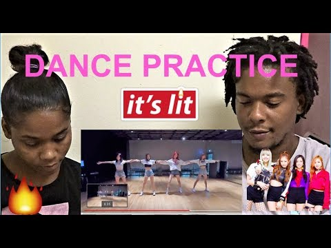 BLACKPINK - 'Forever Young' DANCE PRACTICE VIDEO (MOVING VER.) REACTION | MILLY & PHATBOOS