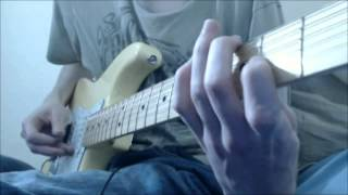 All Time Low - Tidal Waves (Guitar Cover)