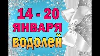 Таро прогноз (гороскоп) с 14 по 20 января – ВОДОЛЕЙ