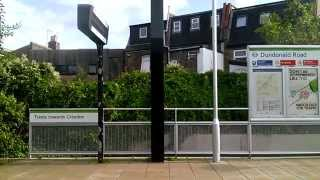 preview picture of video 'Full Journey on Tramlink route 3 from New Addington to Wimbledon'