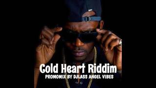 Cold Heart Riddim Mix (Full) Feat. Busy Signal Richie Spice Chris Martin (May Refix 2017)