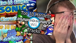 REACTING TO MY OLD TOP 10'S PART 4