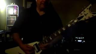 MEWNESS killer metal tone-KEMPER-SEYMOUR DUNCAN JB at bedroom