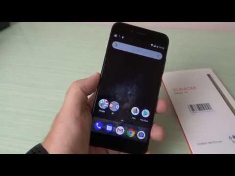 Unboxing Xiaomi Mi A1 Black, primo avvio ed impressioni