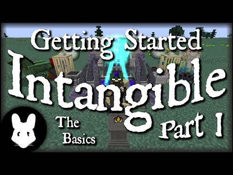 Intangible: Getting Started 1: The Basics